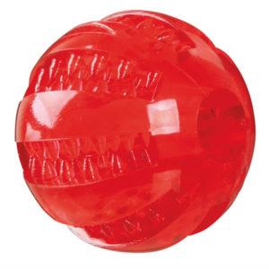 Denta Fun bold, thermoplast. Gummi (TPR), ø 6 cm