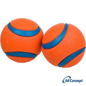 Chuckit Ultra Ball i Gummi - Flere Størrelser