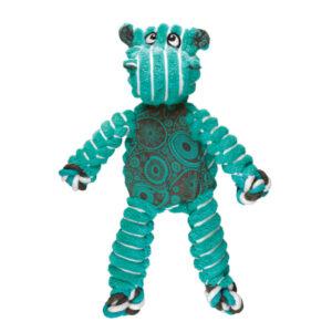 Kong Floppy Knots Flodhest - M/L - 37cm