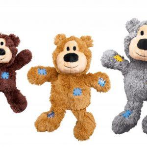 Kong Hundelegetøjs Bamse WildKnots Bears, X-small