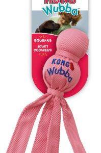 Kong Puppy Wubba Hundelegetøjs Bamse - 22x5,5x5,5cm