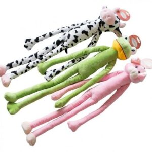 PartyPets Hundelegetøjs Furry Bamse - Med Slaske Arme - 75cm - - - -