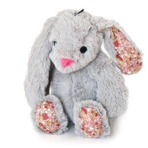 PartyPets Hundelegetøjs Plys Bamse - Den Hyggelige Kanin - 30cm