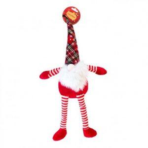 Petcare Hundelegetøjs Jule Bamse - 50cm - - - -