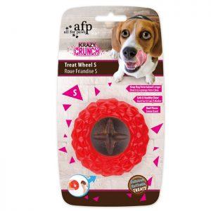 afp Hunde Aktivitetslegetøjs Krazy Chrunch Hjul - Flere Størrelser
