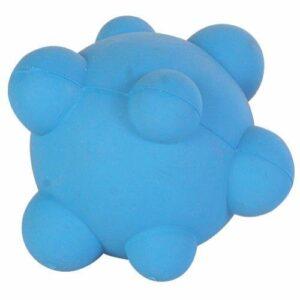 Trixie Hundelegetøjs Gummi Bold - Med Dupper - Ø7cm