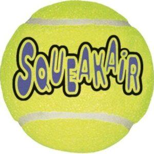Kong Hundelegetøjs Tennisbold - 3-pak - Small - Ø5cm