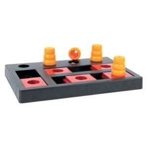 Trixie Hunde Aktivitetslegetøjs Spil, Chess, 40×10×27cm - - - - -