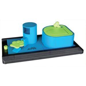 Trixie Hunde Aktivitetslegetøjs Spil, Poker Box Vario 2, 32×17cm
