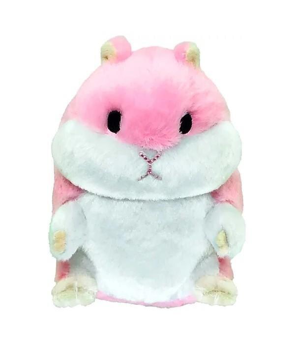 Petstport USA Stor Hamster Hundelegetøjs Bamse - 16 - Pink